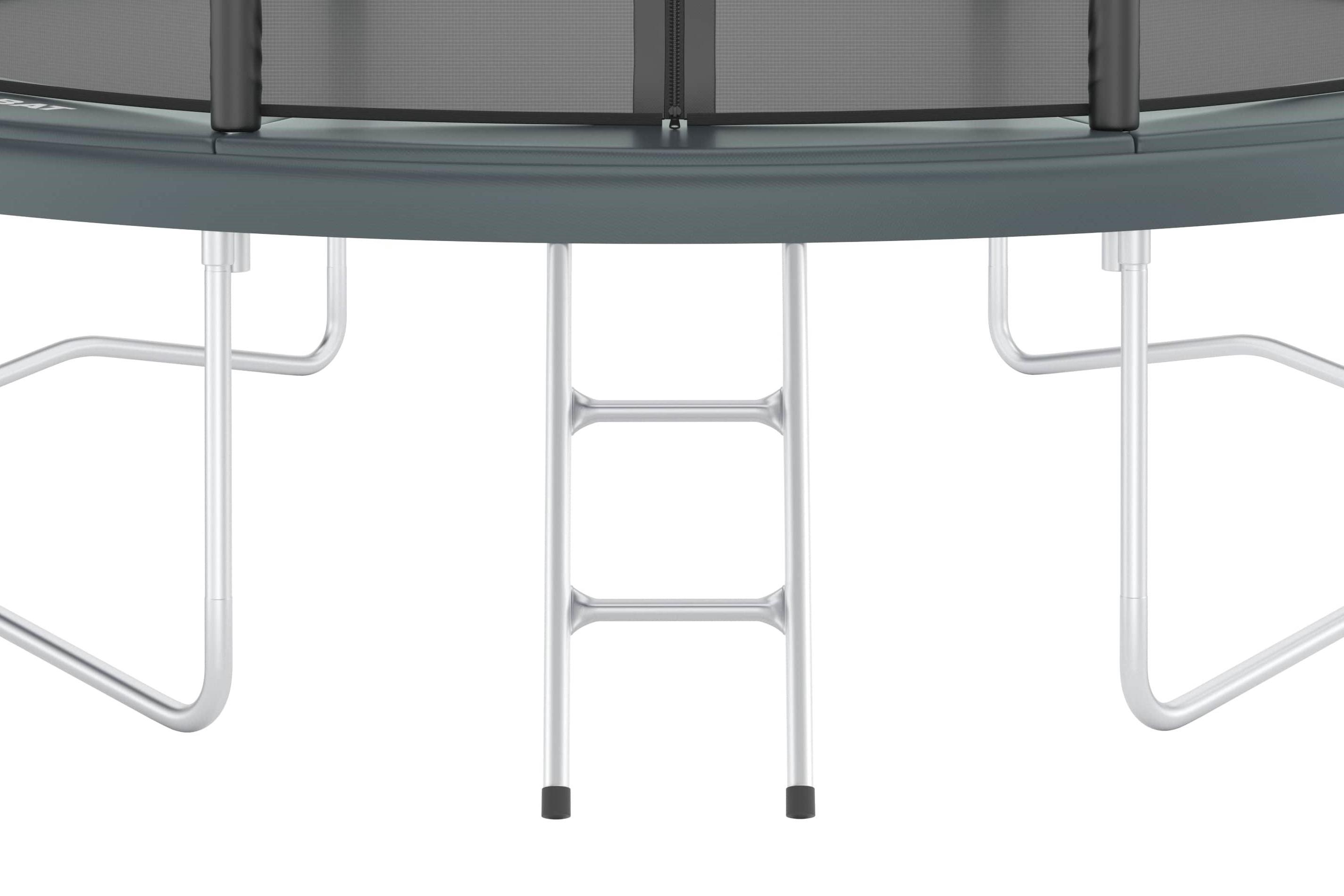 Okvir trampolina je vruće pocinčan s doživotnom garancijom